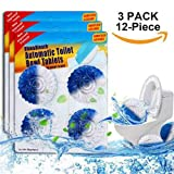 Best Automatic Toilet Bowl Cleaners - Optimal 12 Count Automatic Toilet Bowl Cleaner Tablets Review
