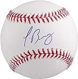 Javier Baez Chicago Cubs Autographed Baseball - Fanatics Authentic Certified - Autographed Baseballs