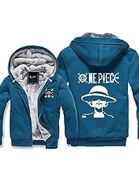 EkarLam Polar Fleece ONE PIECE Outwear Hoodies Sweatshirt Quilted Jacket