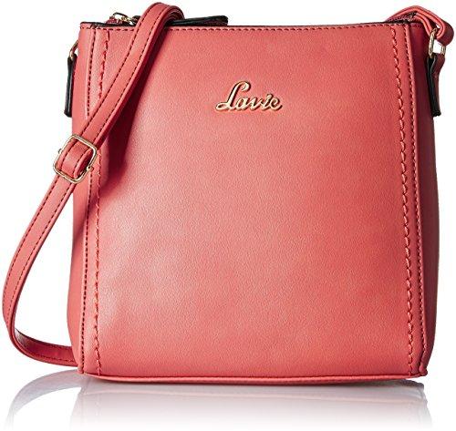 Lavie Jeffrey Women's Sling Bag  Pink