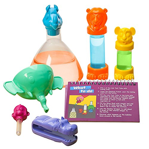 stem toys for 4 year old Educational Insights GeoSafari Jr. Jungle Crew Lab Set