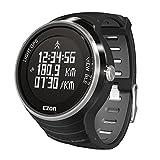 EZON bluetooth GPS smart intelligent running sport watch- G1A01 Black