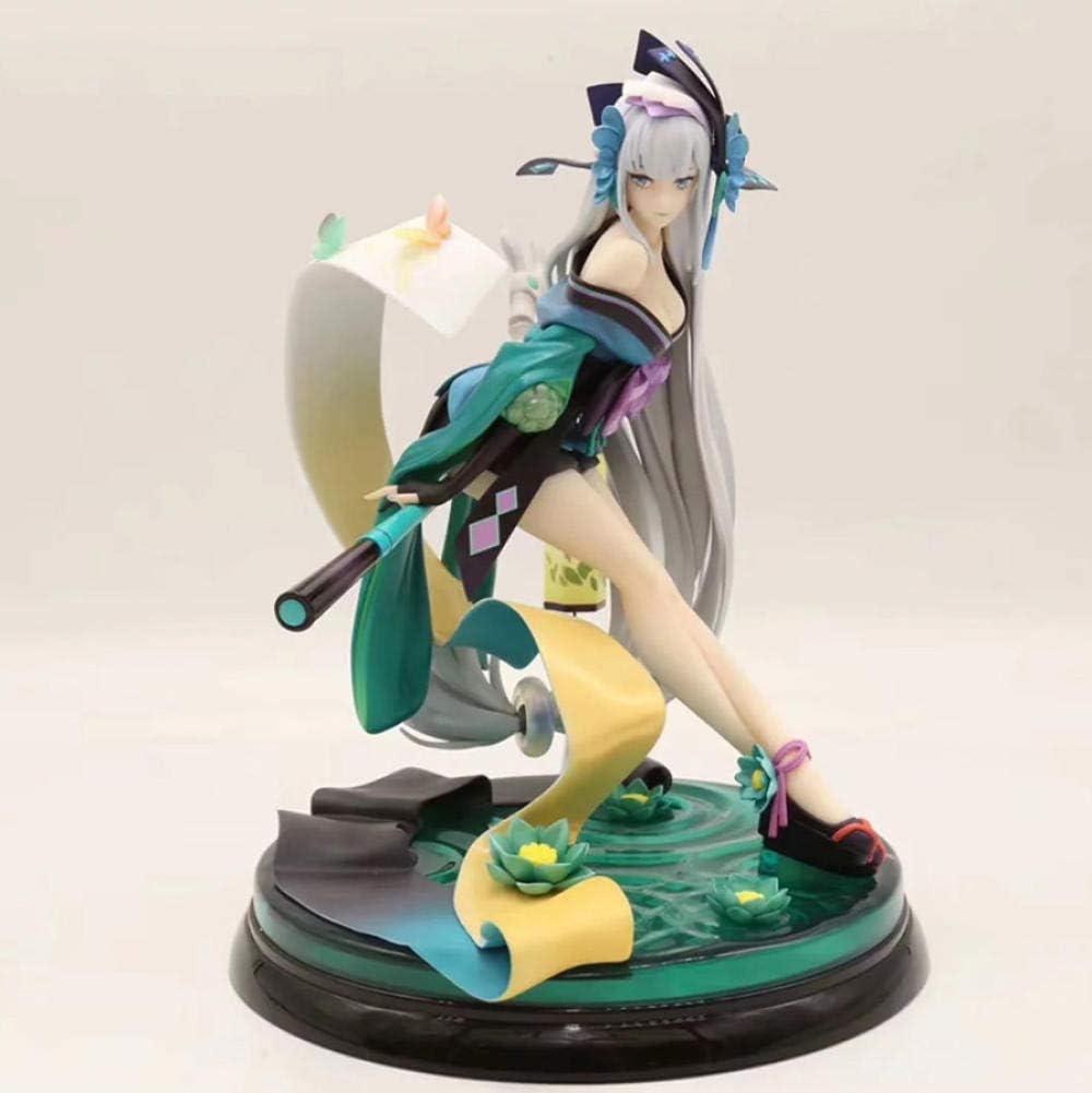 VENDISART Anime Onmyoji Aoandon Zen PVC Action Figure Anime Figure Model Toys 22cm Games Statue Figure Collection Doll Gift 22CM