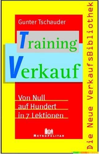 Training Verkauf