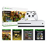 Xbox One S 1TB Console Minecraft Creators Bundle Deal (Small Image)
