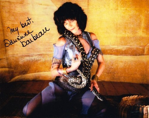ADRIENNE BARBEAU as Ruthie - Carnivale Genuine Autograph from Celebrity Ink