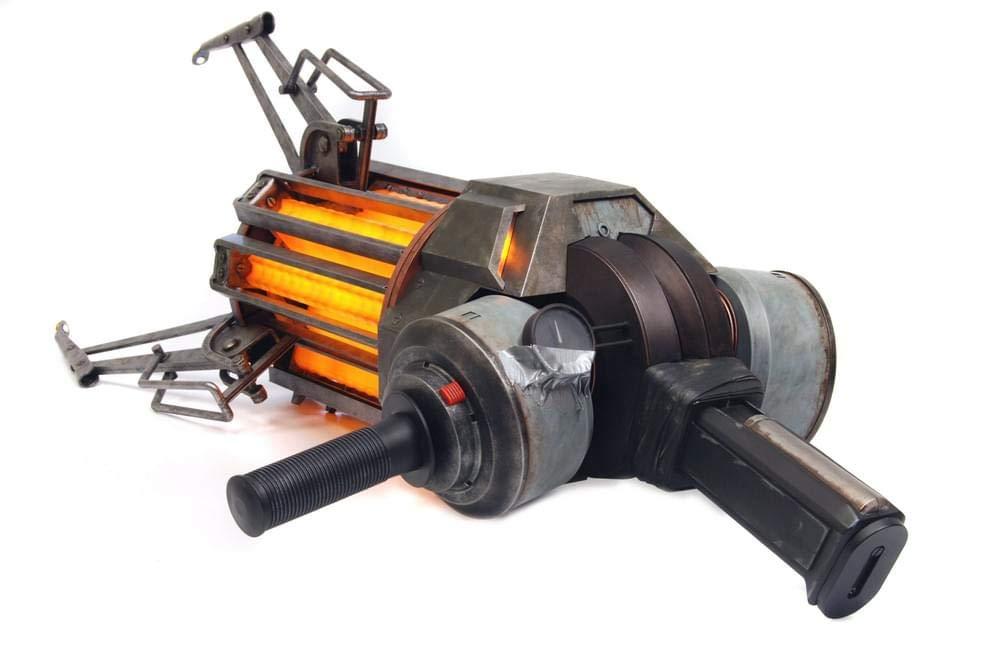 NECA Half-Life 2 – Prop Replica - Zero-Point Energy Field Manipulator