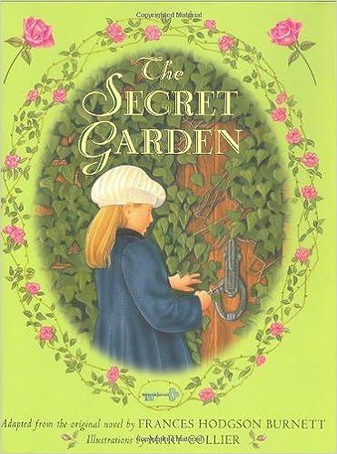 The Secret Garden Frances Hodgson Burnett Mary Collier 9780060278533 Amazon Books