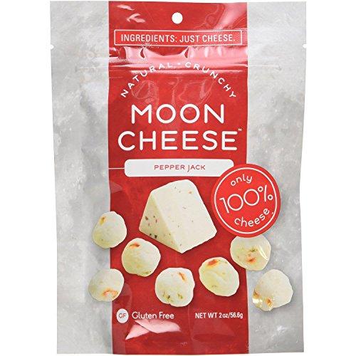 Moon Cheese, Pepper Jack, 2 oz Bag