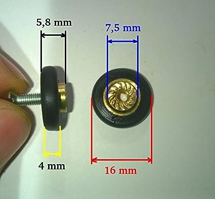 bouchon pour tube rectangulaire 30x18 noir plastique Embout bouchons dobturation 10 Stck