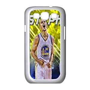 James-Bagg Phone case Basketball Super Star Stephen Curry Protective Case For Samsung Galaxy S3 Style-6