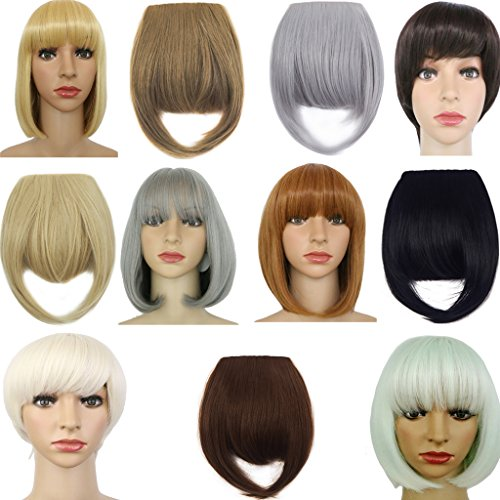FUT Synthetic Straight Short Hair Bob Natural Wigs COSPLAY Wig for Women Natural As Real Hair