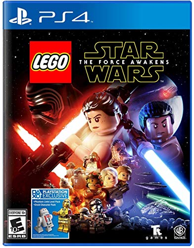 LEGO Star Wars: The Force Awakens (Lego Star Wars The Complete Saga Help)