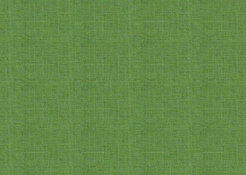 Green Linen Fabric - 4