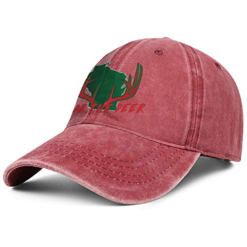 - Milwaukee State Map Deer Antler Men Or Women Sport Casual Cotton Washed Adjustable Fits Cap