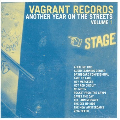 Vol. 1-Vagrant Records: Another Year on the Street by Vagrant Records: Another Year on the Streets (2002-02-26)