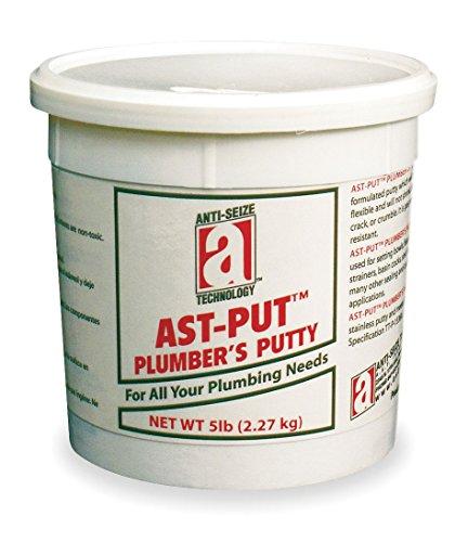 AST-PUT[TM] Plumbers Putty, 14 oz., Tan
