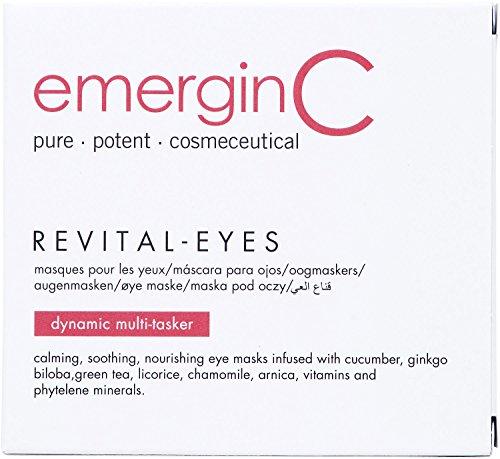 Emerginc Eye Care - emerginC - Revital-Eyes Mask, Puffy Eye Treatment (5 Sets of 2)