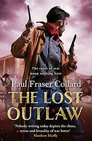 book cover of The Lost Outlaw