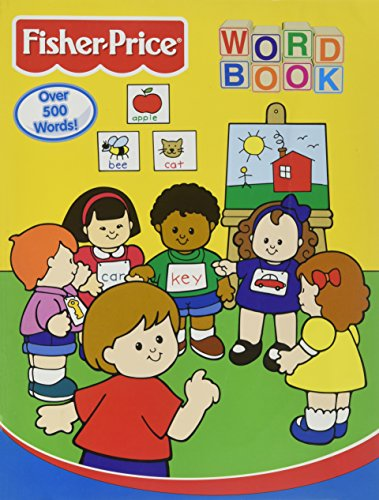 The Fisher-Price Word Book -