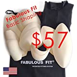Fabulous Fit Dress Form Fitting System Basics | Essential Shaping System and Princess Cover. Available in every size! Bring any dress form to life!, Small