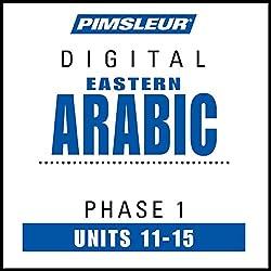Arabic (East) Phase 1, Unit 11-15
