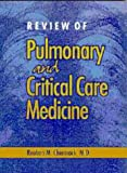 img - for Review Of Pulmonary & Critical Care Medicine by Reuben M. Cherniack MD (1996-05-30) book / textbook / text book