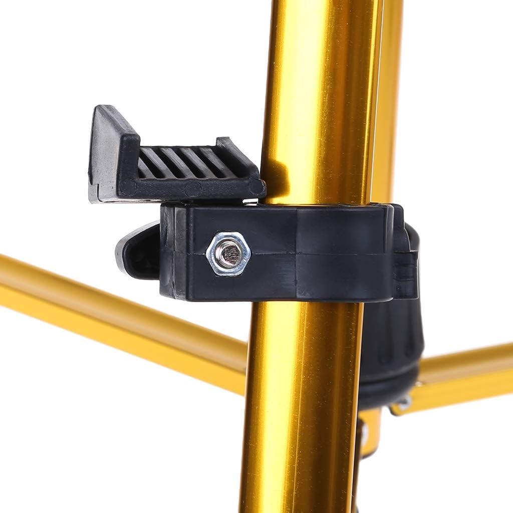 Fugift Alluminio Cavalletto Treppiede Supporto Stand Regolabile Leggero Telescopico Pieghevole Pittura Artista Studio Display Pittura Forniture