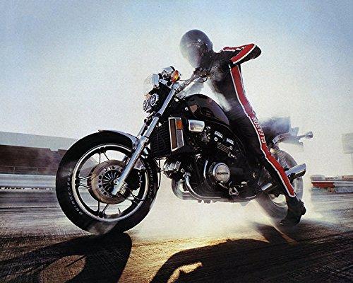 1983 Honda V65 Magna VF1100C 1100 Motorcycle Factory Photo