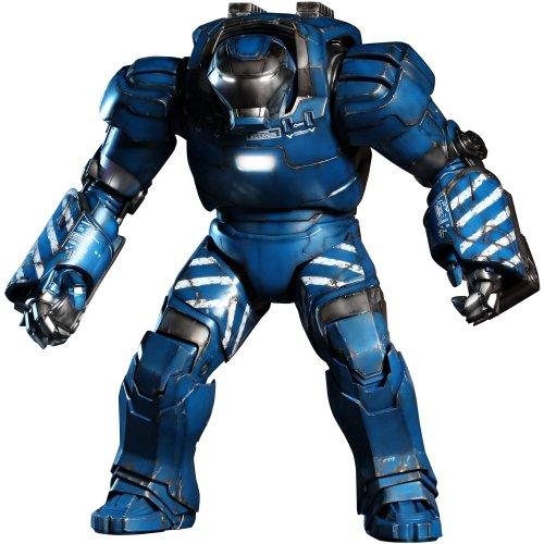 "[Movie Masterpiece ""Iron Man 3"" 1/6 Scale Action Figure Iron Man Mark 38 (Igor) (second shipment)"
