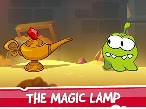 - The Magic Lamp