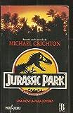 Jurassic park (novela para jovenes)