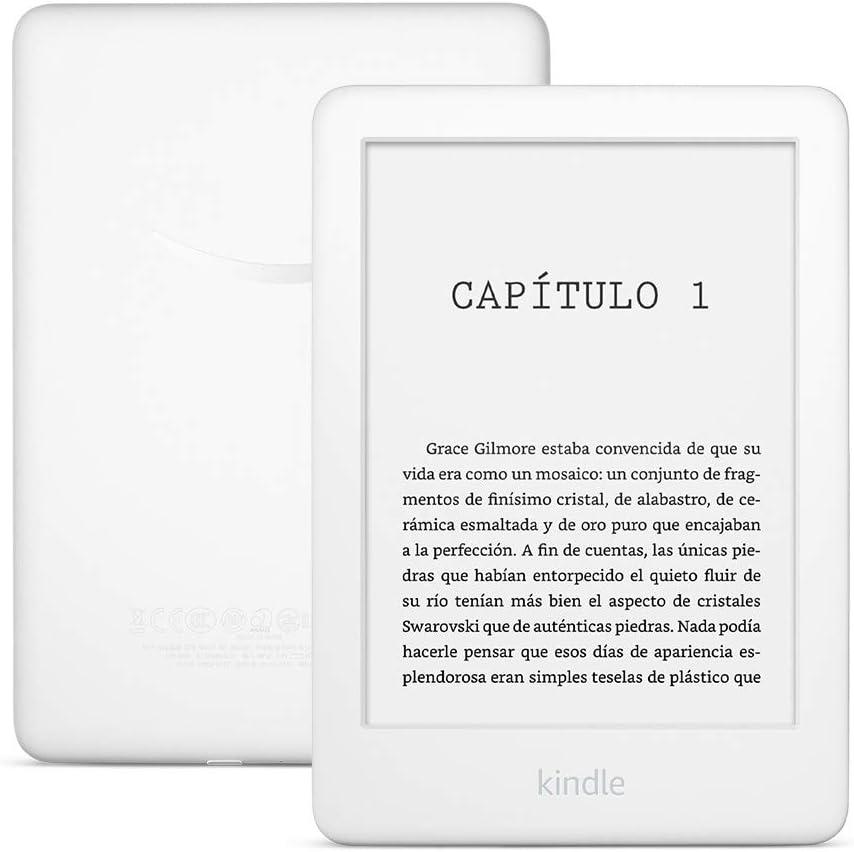 Kindle Blanco Amazon - Wishlist de Septiembre
