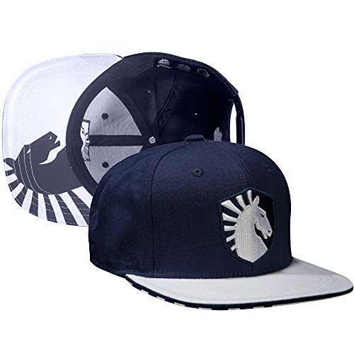 Team Liquid Horse Logo Snapback Baseball Hat