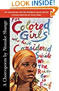 #6: For Colored Girls Who Have Considered Suicide When the Rainbow Is Enuf