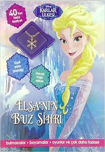 Disney Karlar ülkesi Elsanın Buz Sihri 40tan Fazla Faaliyet