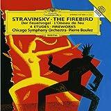 Stravinsky: L'Oiseau de Feu; Feu d'artifice; Quatre