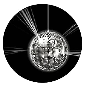 alfombrilla de ratón disco ball - ronda - 20cm