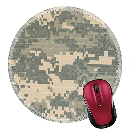 d Natural Rubber Mousepad IMAGE ID: 20126822 US army acu digital camouflage fabric texture background ()