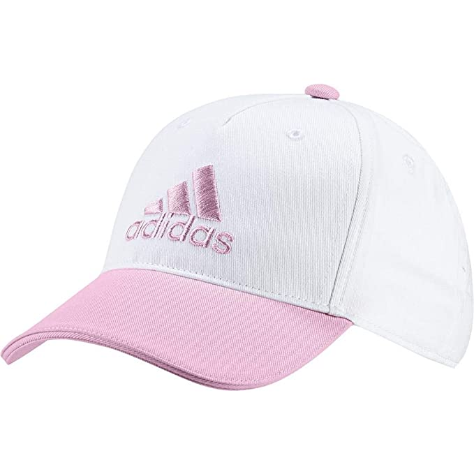 6075a99da7b2e adidas Women Hat Graphic Cap Fashion Logo Pink New (OSFM) at Amazon ...