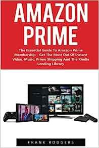 Free books for amazon prime members