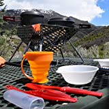 AceCamp Hard-Anodized Portable Camping Cookware