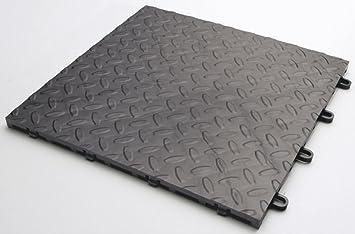 Aufpeppen GARAGE, PVC Platten Für Bodenbeläge  à  48 Clip Pro Pack U003d