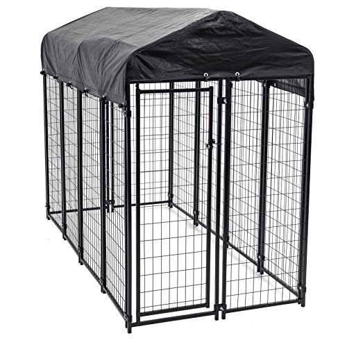 Lucky Dog Heavy Duty Dog Cage Outdoor Pet Playpen – This P