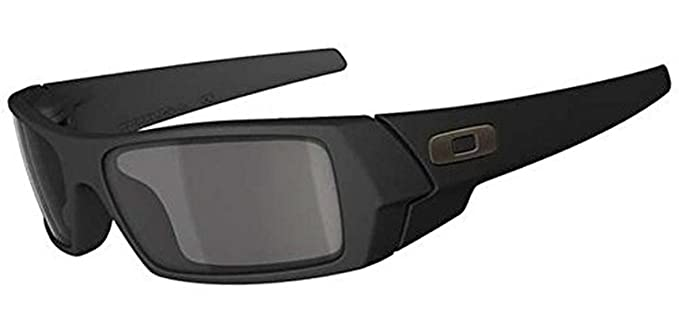 oakley gascan polarized black iridium