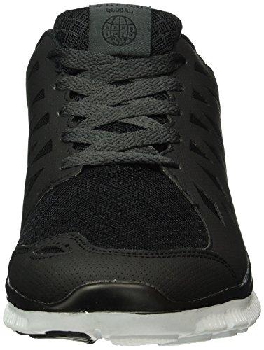 Blend Herren 20701215 Low-Top Schwarz (Black)