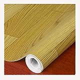 Thicken Floor Leather, Household PVC Floor Paper, Waterproof Plastic Carpet, Non-Slip Plastic Floor Glue, Wear Resistant Floor Sticker,E,1.8Mmordinarymodel