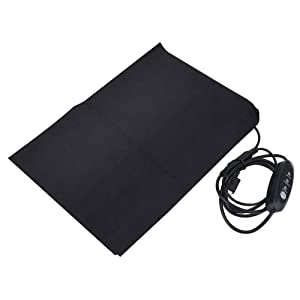 Electric Heating Pad - Lightweight Electric USB Heating Pad Accessory, for Outdoor and Indoor, 5V 2A