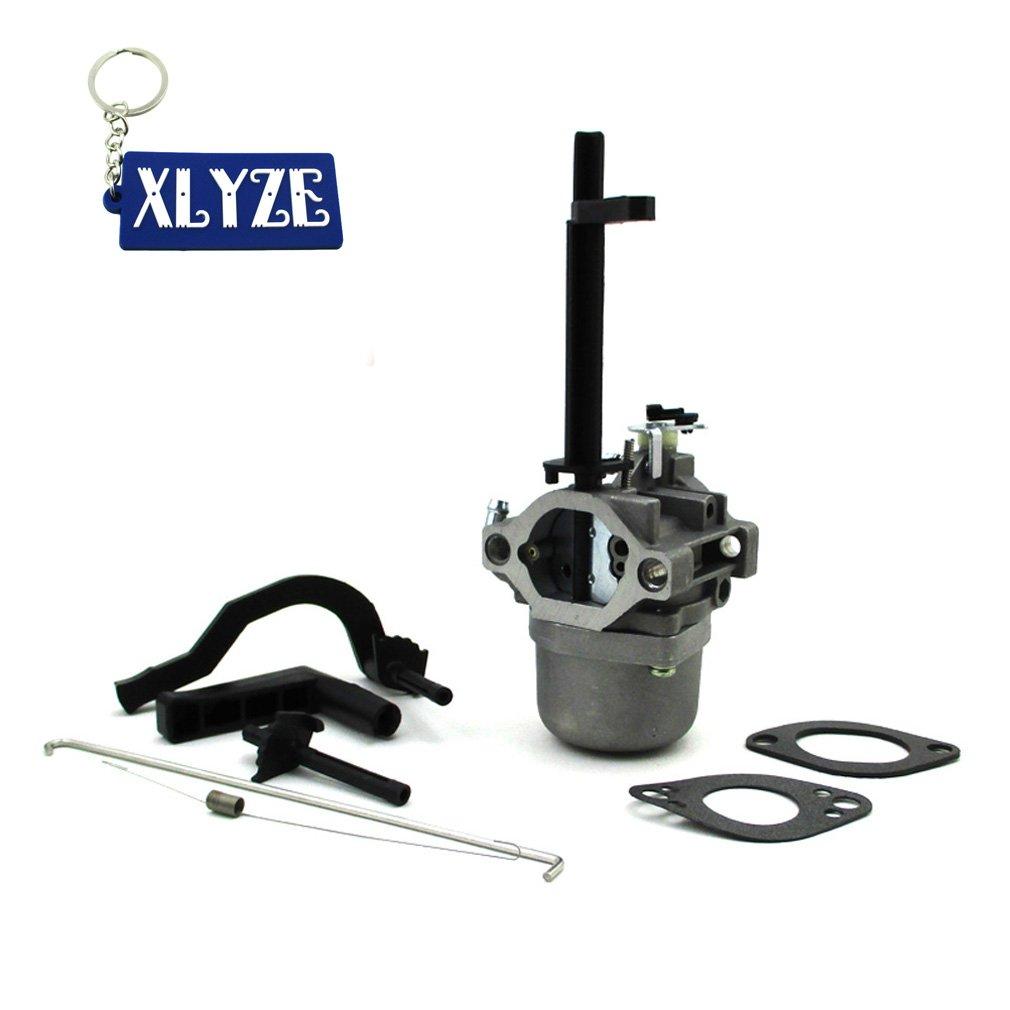 XLYZE Carburetor Carb For Snowblower Generator Replaces Briggs & Stratton 796321 696132 696133 796322 699958 697351 699966 698455 695918 694952