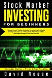 img - for Stock Market Investing for Beginners: Simple Proven Trading Strategies to Become a Profitable Intelligent Investor by Getting Hold of the Tricks ... & Day Trading (Making a Living with Trading) book / textbook / text book